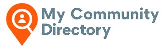 my-community-directory